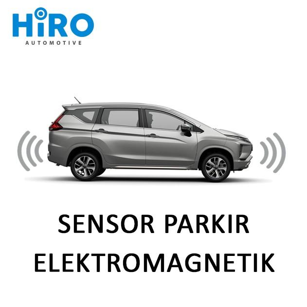 HIRO SENSOR PARKIR ELEKTROMAGNETIK - SENSOR PARKIR