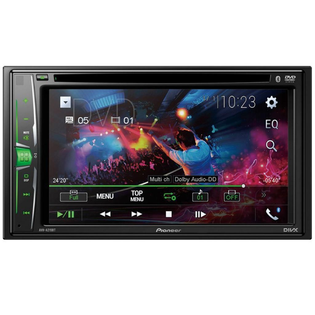 PIONEER AVH A215BT - HEAD UNIT DOUBLE DIN