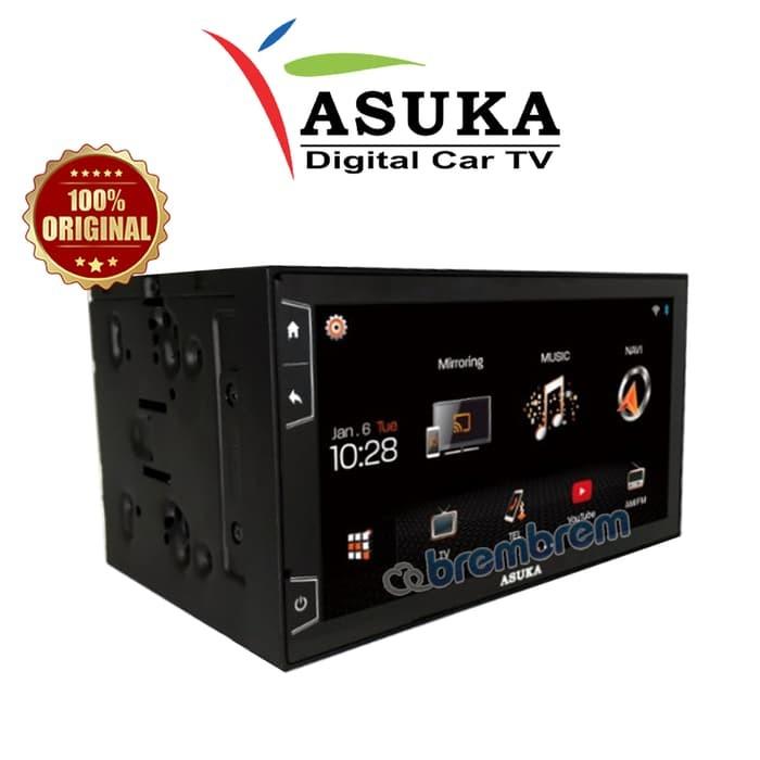 ASUKA PTA 100TV - HEADUNIT DOUBLE DIN