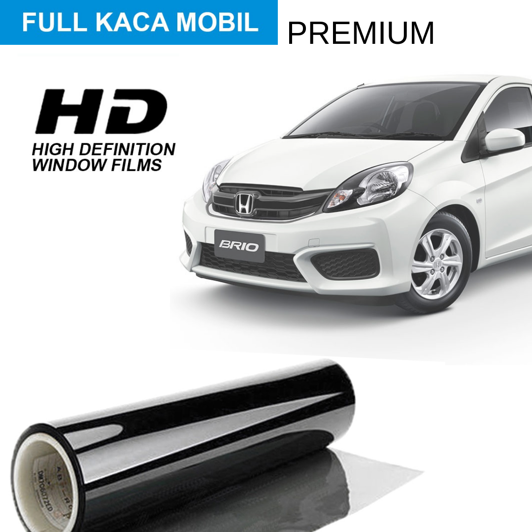 KACA FILM HIGH DEFINITION PREMIUM (SMALL CAR) - FULL KACA