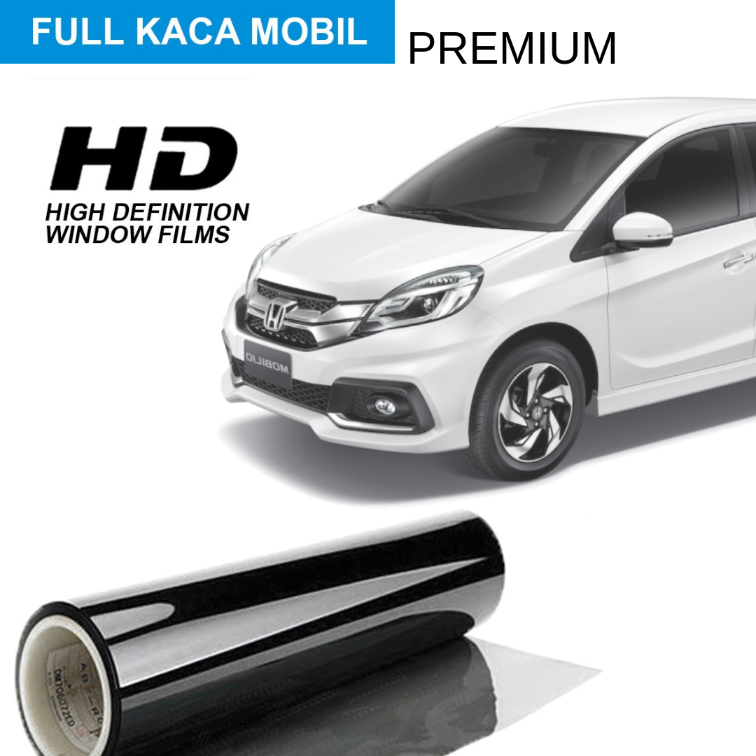 KACA FILM HIGH DEFINITION PREMIUM - (MEDIUM) FULL KACA