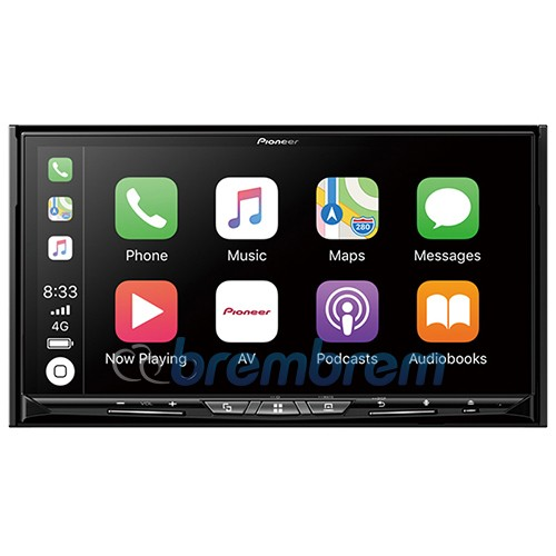 PIONEER AVH Z9250BT - HEADUNIT 2DIN HIGH END SERIES WITH MIRRORING & WEBLINK