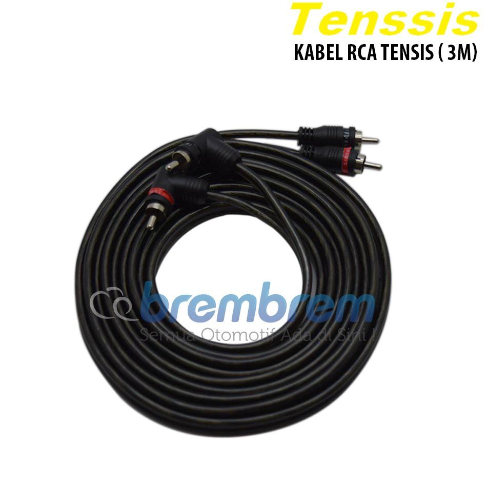 Kabel RCA Tensis - Kabel Audio 3 meter
