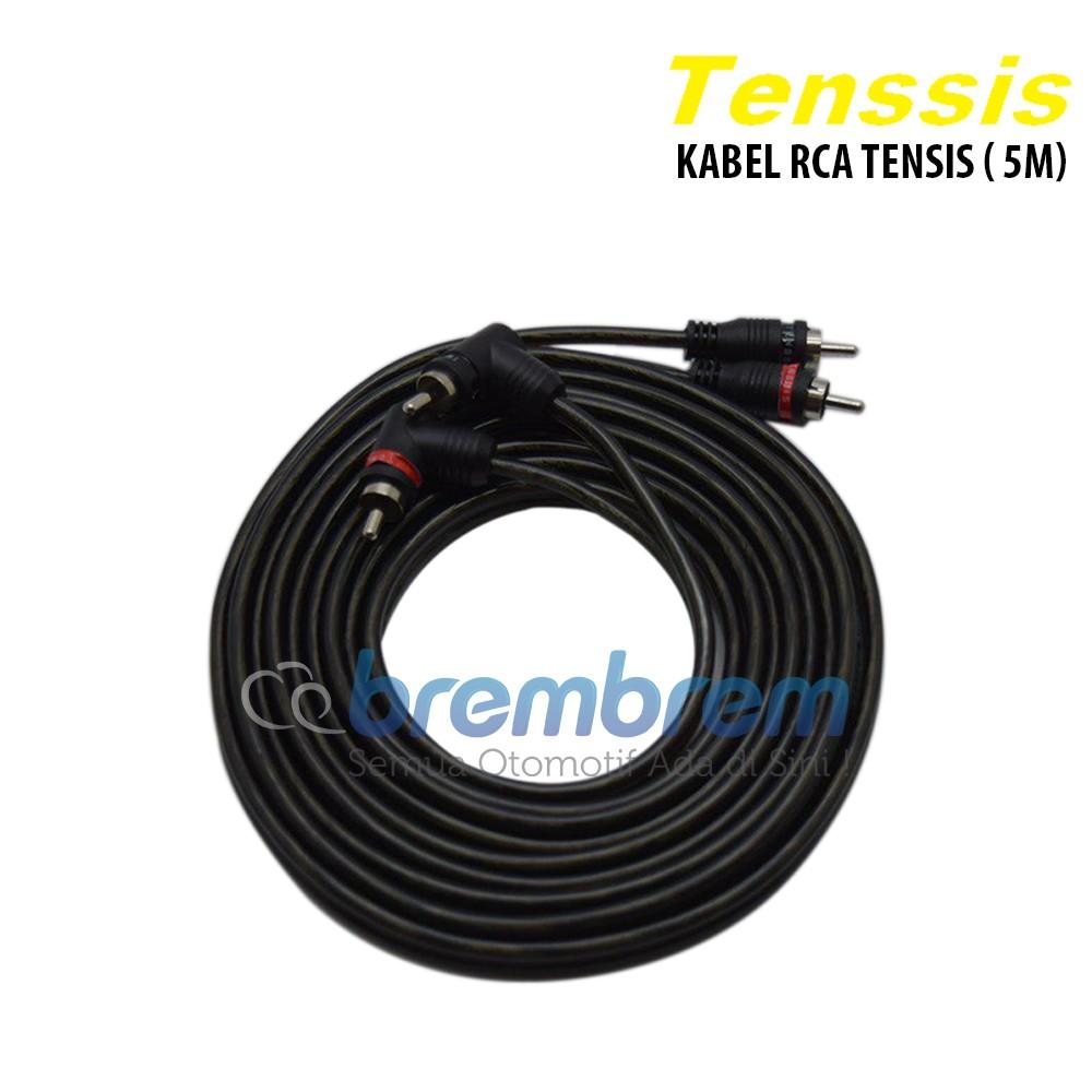 Kabel RCA Tensis - Kabel Audio 5 meter
