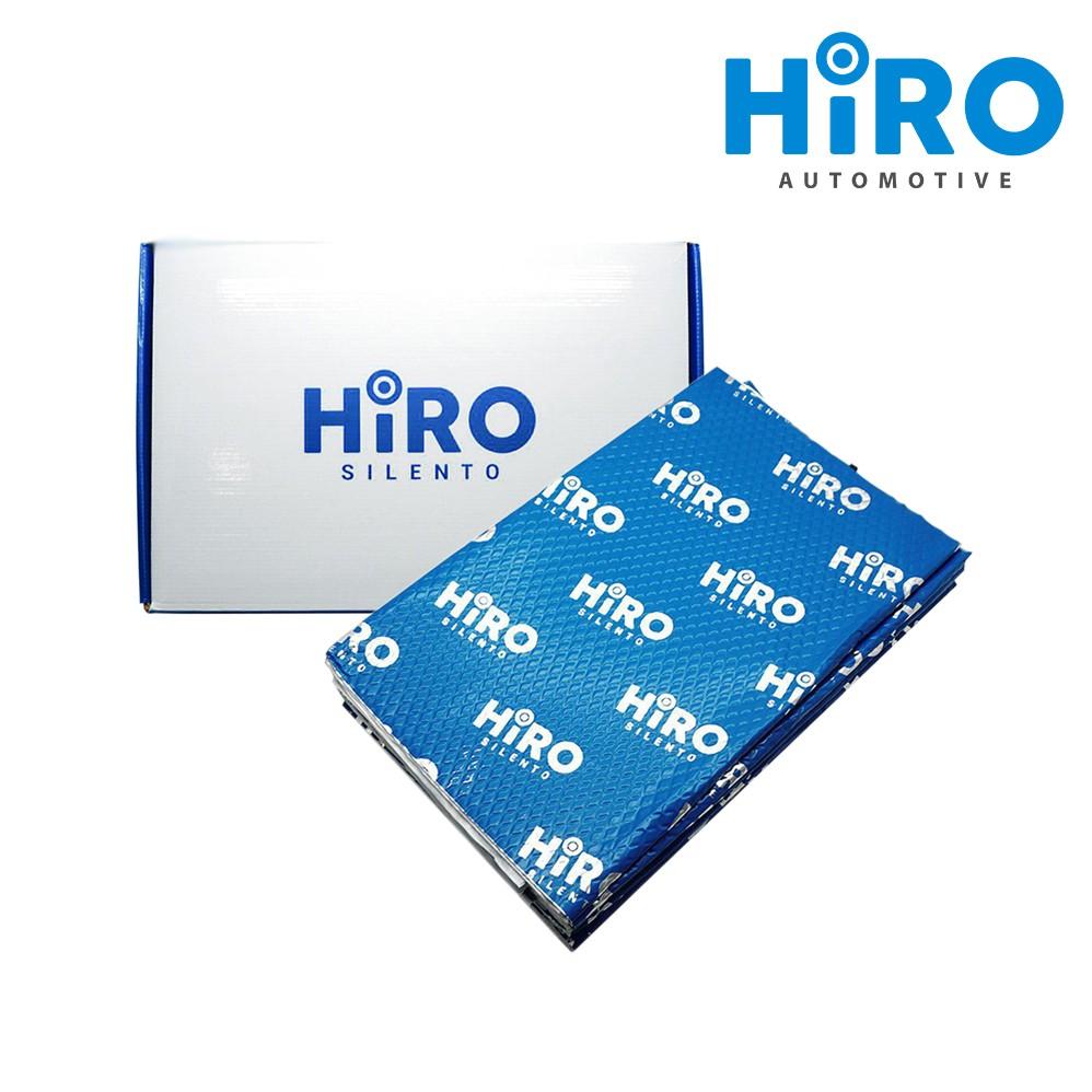HIRO SILENTO - PEREDAM SUARA MOBIL 2mm