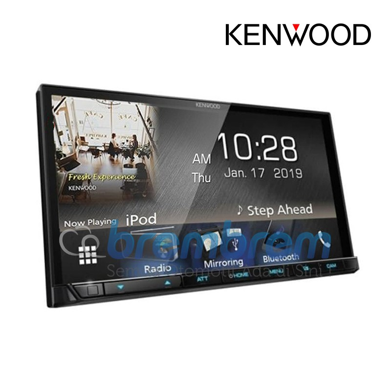 KENWOOD DDX7019BT - HEADUNIT 2DIN 7 INCH WITH MIRRORING