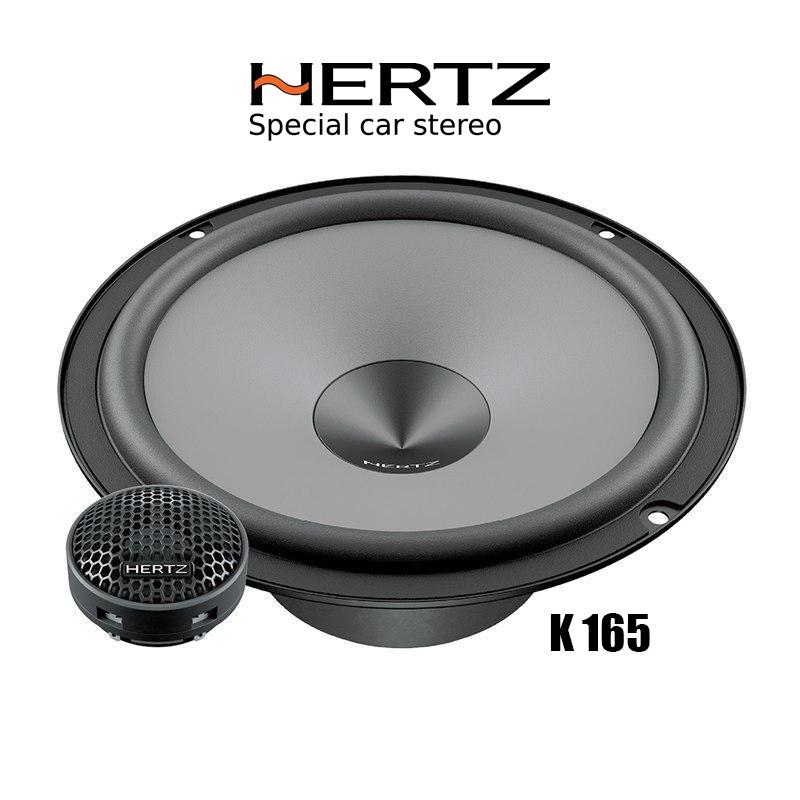 HERTZ K 165 - SPEAKER 2WAYS KOMPONEN