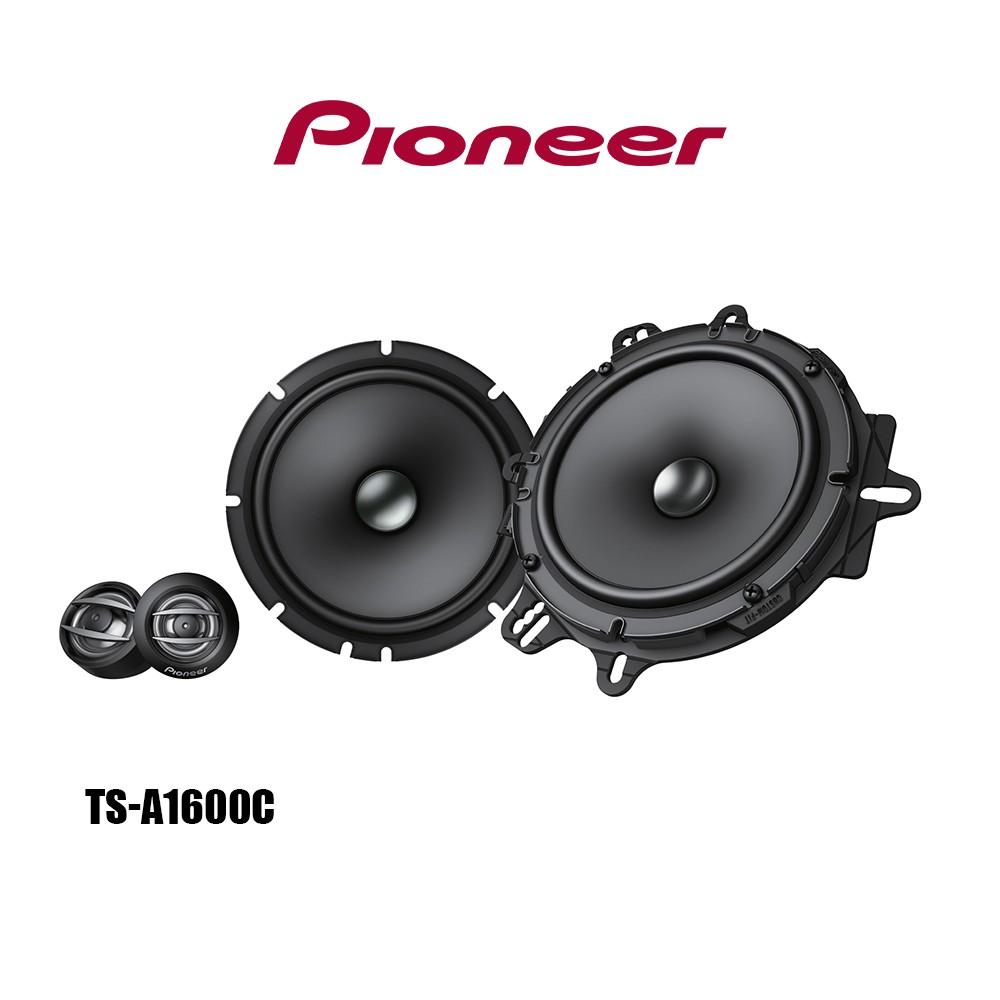 SPEAKER PIONEER TS-A1600C - 2WAY KOMPONEN SPEAKER