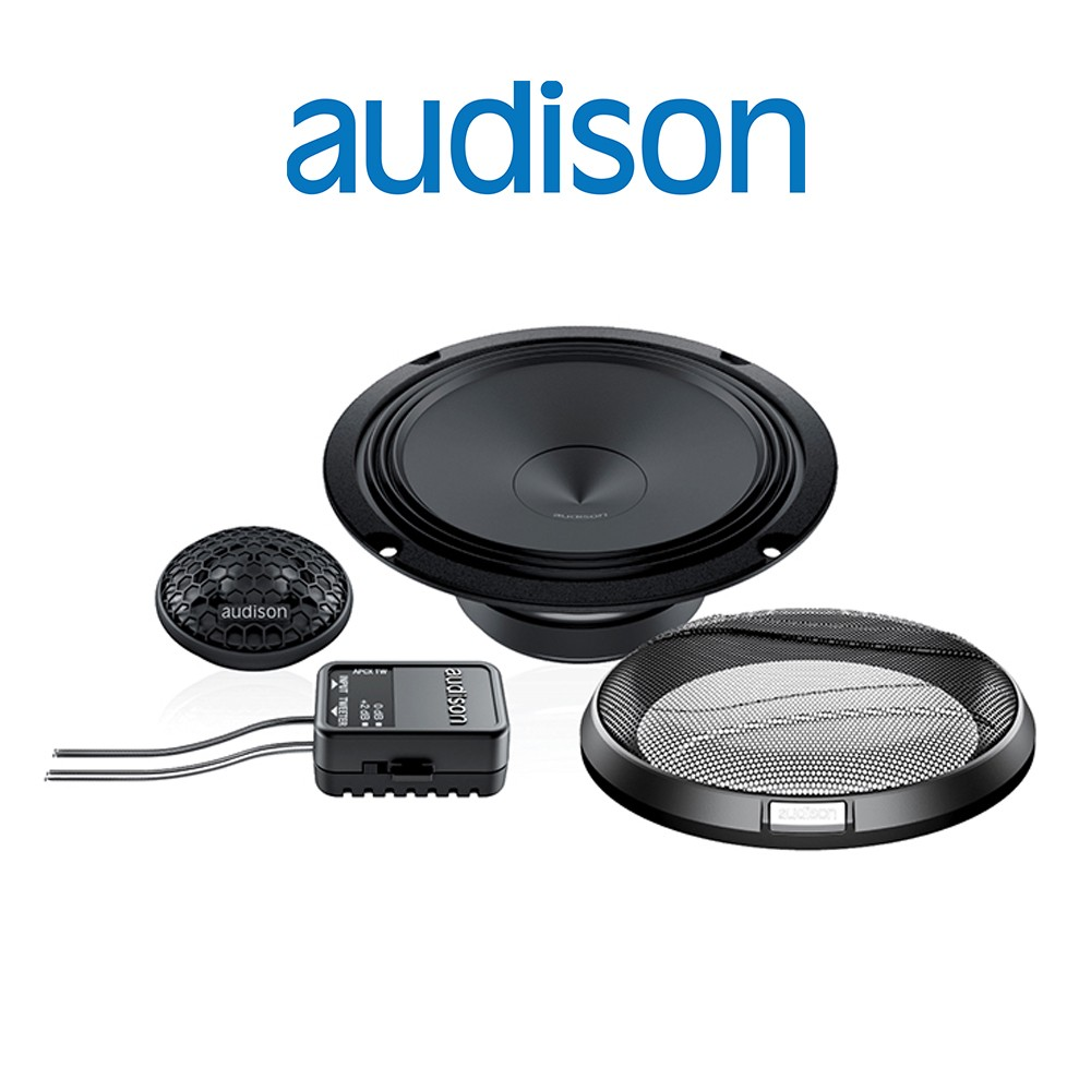 AUDISON APK 165 - SPEAKER 2WAYS KOMPONEN 2 OHM