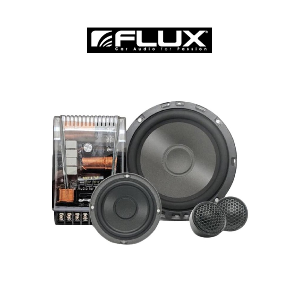FLUX NEO 360 - SPEAKER 3 WAY KOMPONEN