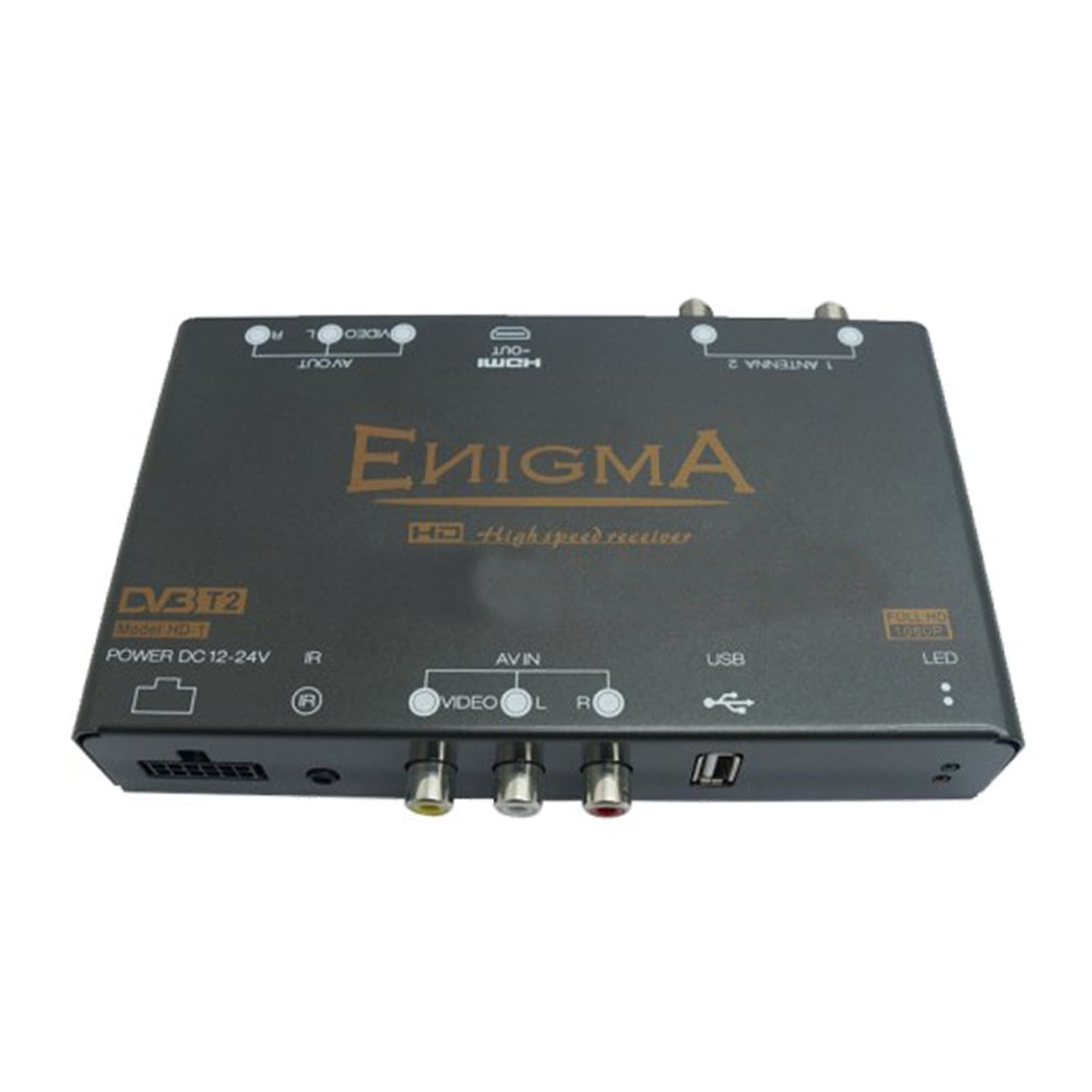 CLEARANCE SALE | ENIGMA DVB T2 - TV TUNER MOBIL
