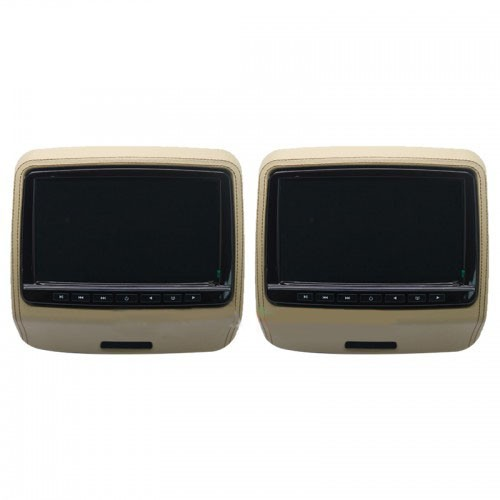 CLEARANCE SALE | ENIGMA EG9000 - WARNA BEIGE - HEADREST CLIPON MONITOR