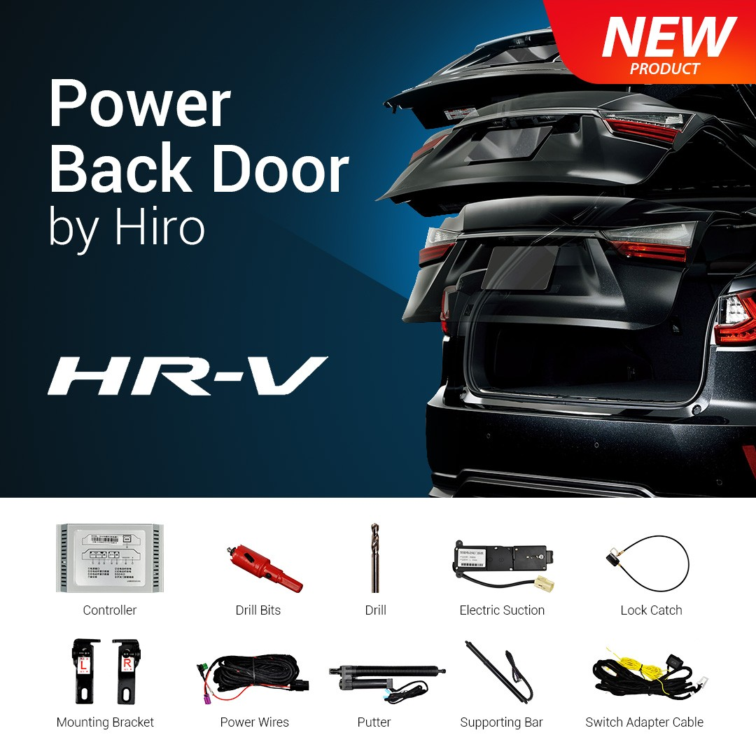 HIRO AUTOMATIC POWER BACK DOOR OEM HONDA HRV