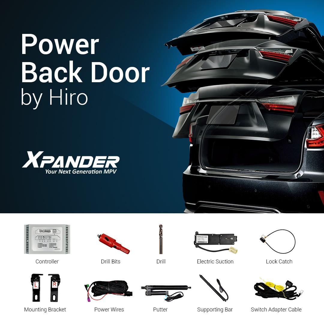 HIRO AUTOMATIC POWER BACK DOOR OEM XPANDER