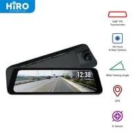HIRO VISION STREAMING VIEW MIRROR - DVR SPION MOBIL - HD QUALITY
