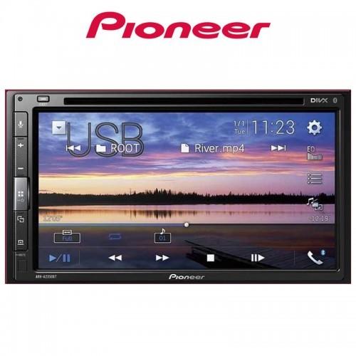 PIONEER AVH A2350BT - HEADUNIT 2DIN