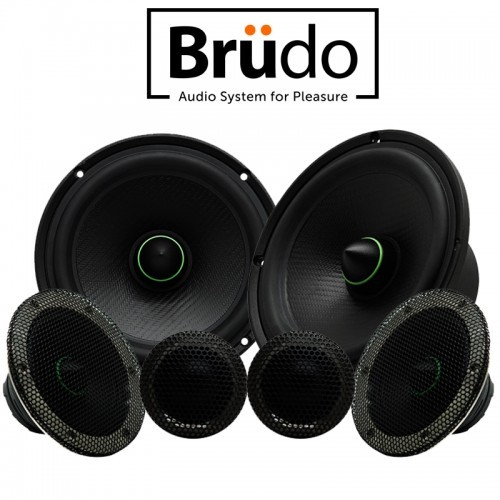 BRUDO ECCO SERIES - SPEAKER 3WAYS KOMPONEN