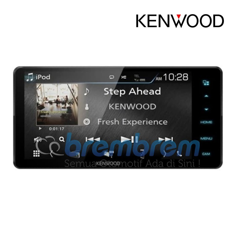 KENWOOD DDX719WBT - HEAD UNIT 2DIN 7 INCH WITH MIRRORING