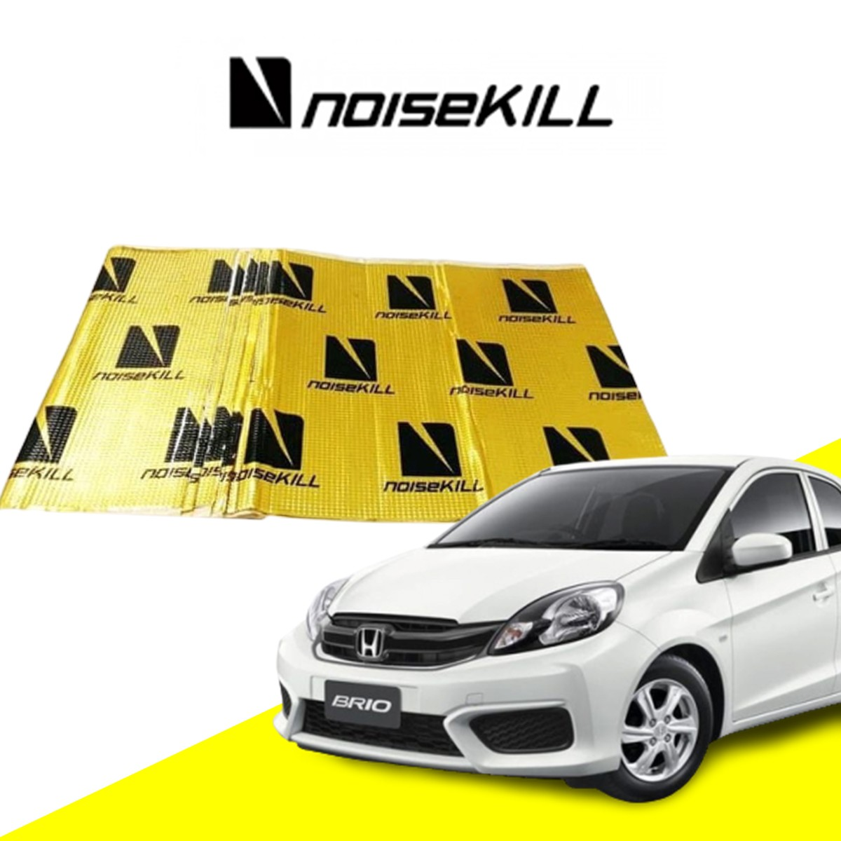 PAKET PEREDAM NOISEKILL NK - 60 FULL FOR SMALL CAR