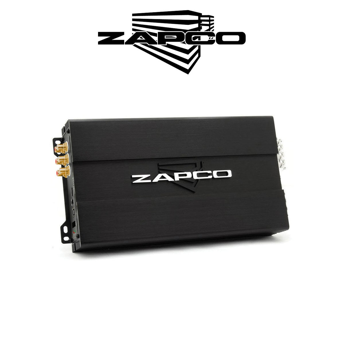 ZAPCO ST-4X DSP - POWER 4 CHANNEL WITH DSP