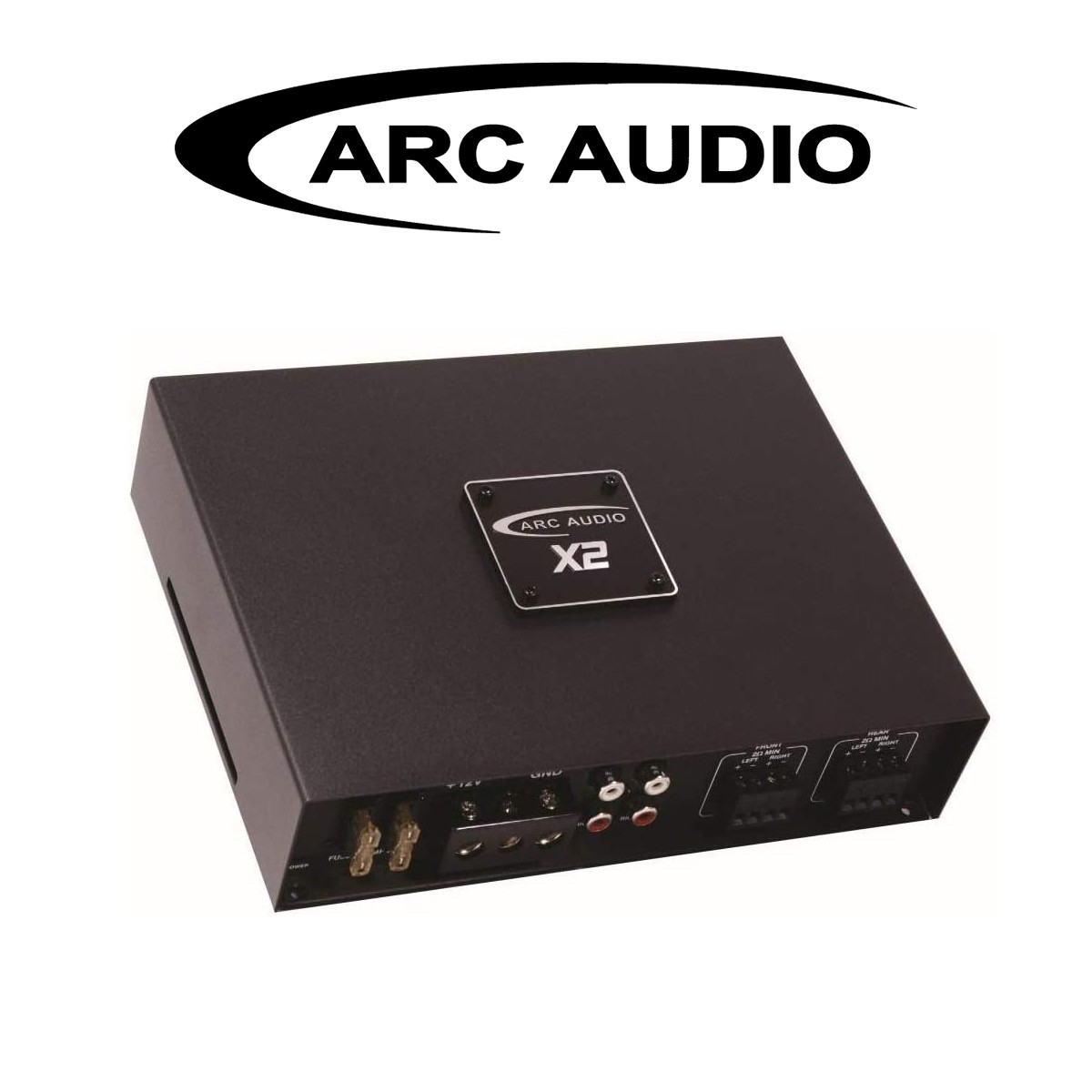 ARC AUDIO X2 450.4 - POWER 4 CHANNEL