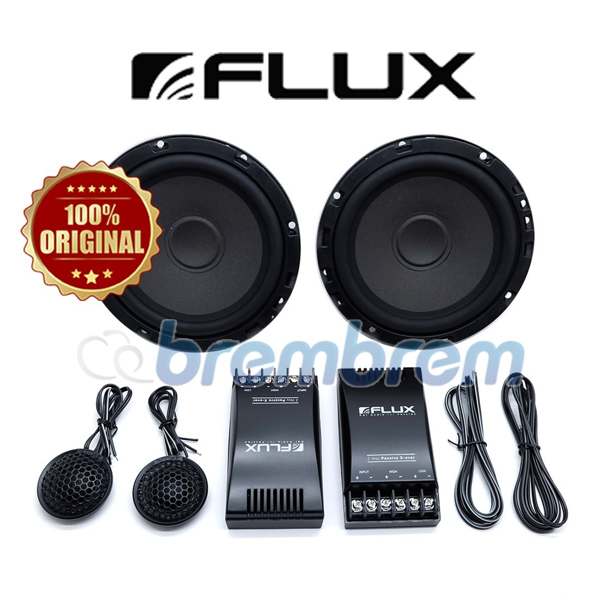 FLUX NEO 260 - SPEAKER 2 WAY