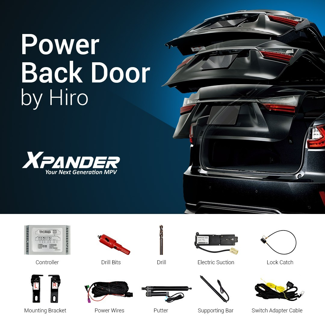 HIRO AUTOMATIC POWER BACK DOOR OEM XPANDER