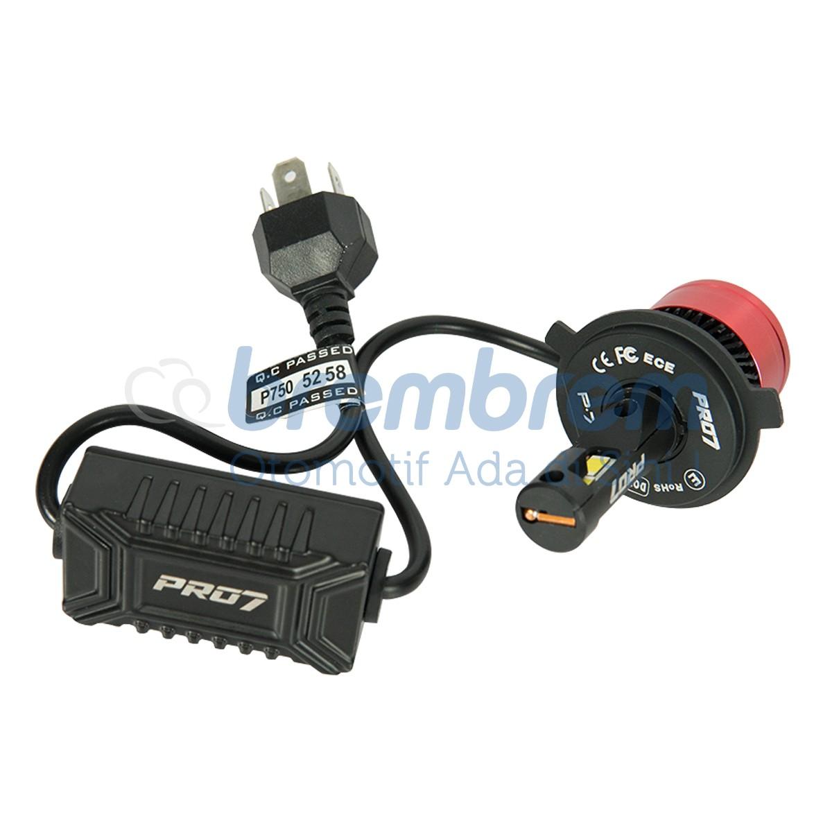 PRO7 P.750 H4 (5700K) - LAMPU LED