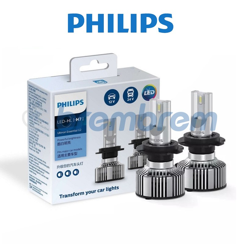 PHILIPS LED ULTINON ESSENTIAL G2 H7 – LAMPU MOBIL LED
