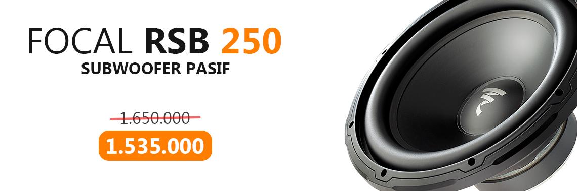 Focal RSB 250
