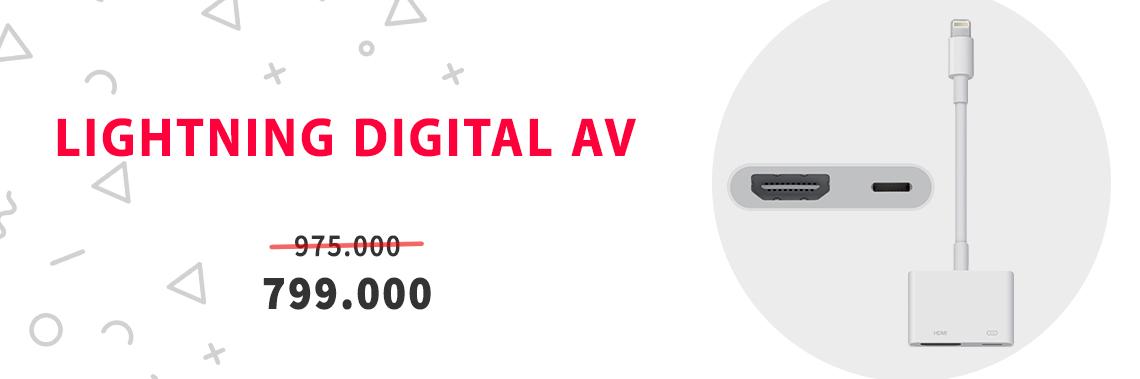 Lightning Digital AV