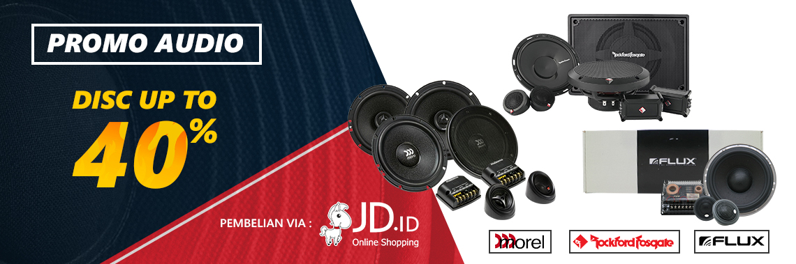 Promo Audio JD.id