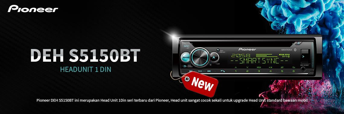 Pioneer DEH-S5150BT