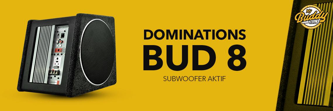 Dominations BUD 8