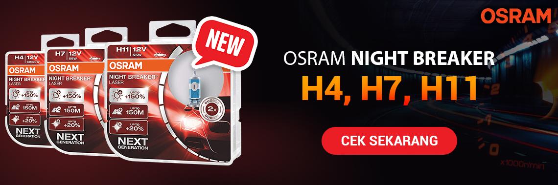 Osram NB Laser H4