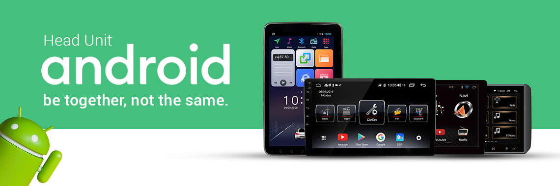 Head Unit Android