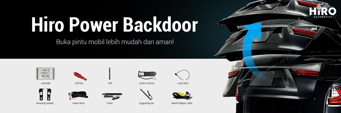 Power Backdoor