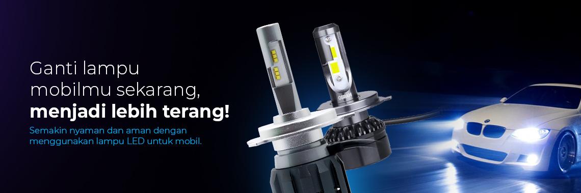 Lampu LED Hiro