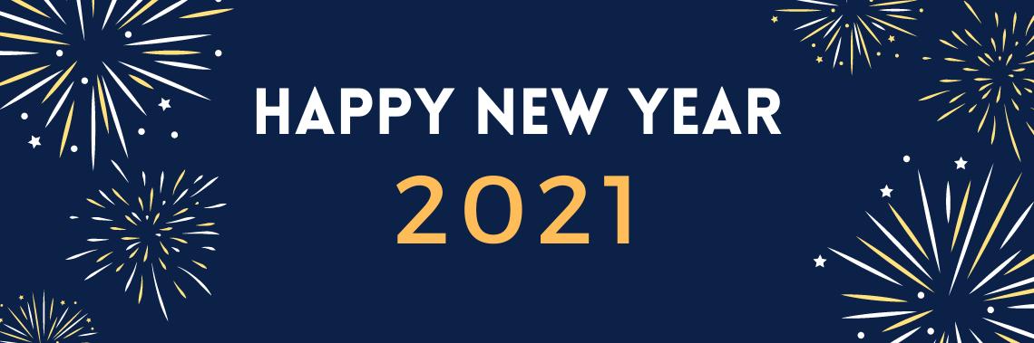 Tahun Baru 2021!