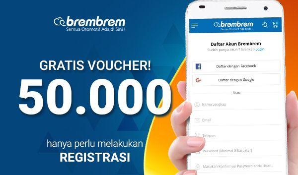 Free Voucher 50.000